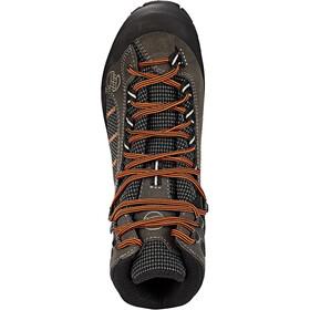 Hanwag Makra Combi GTX - Calzado Mujer - gris/naranja